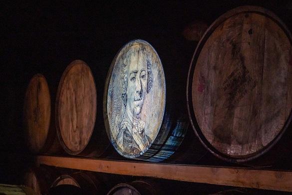 Isle of Raasay's cask offer celebrates Bonnie Prince Charlie who hid on Raasay in 1745 after his defeat at Culloden
