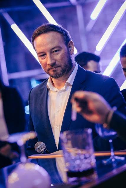 Diageo's senior global brand ambassador Ewan Gunn