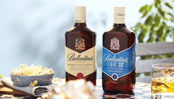 Ballantine's: Only one of these is a bottle of Scotch