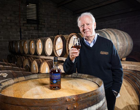 Billy Walker, master distiller, GlenAllachie