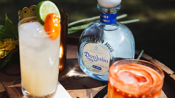 A shot of tequila leads Diageo's latest half-year results