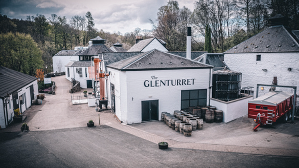 Glenturret Distillery: First started tours in 1983, and again this April