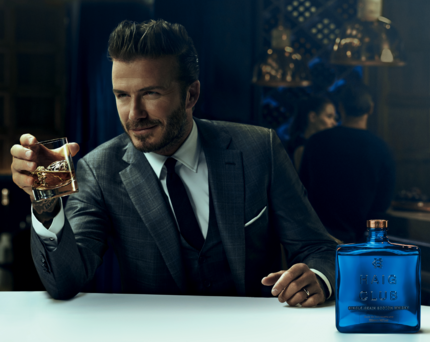 David Beckham's Haig Club Whisky