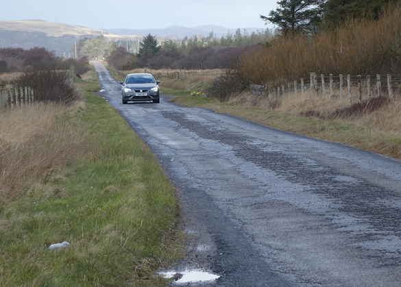 Bump in the road: Islay's infrastructure faces huge pressures