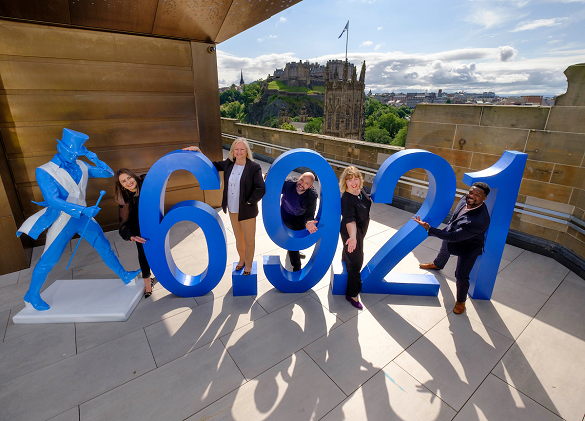 Mark your calendar: Diageo's £185m Johnnie Walker Experience in Edinburgh, set to open at last
