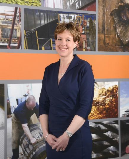 Karen Betts, CEO of the Scotch Whisky Association