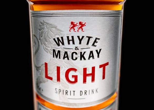 Whyte & Mackay Light spirit, 21.5% abv